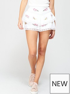 river-island-embroidered-frill-tiered-short-white