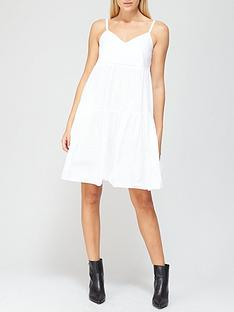 river-island-ladder-trim-smock-dress-white