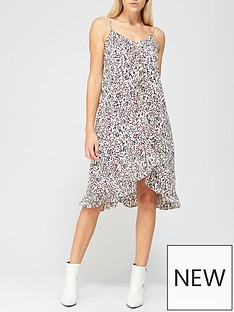 river-island-printed-ruffle-trim-slip-dress-multi
