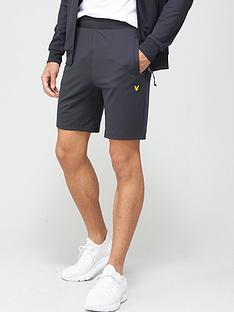 lyle-scott-fitness-superwick-shorts-navy