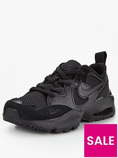 nike-children-air-max-fusion-black
