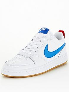 nike-court-borough-low-2-junior-trainers-white