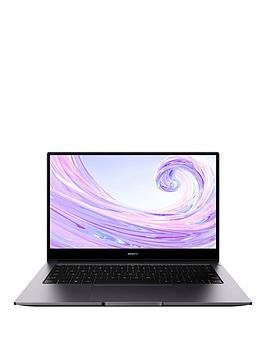huawei-matebook-d-14-laptop-14in-fhdnbspamd-r7-3700u-8gb-ram-512gb-storage-windows-10-home-with-optional-microsoft-365-family-15nbspmonthsnbsp--grey