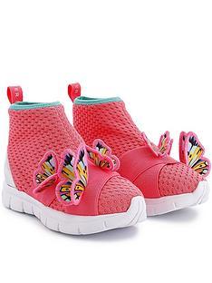 sophia-webster-girls-river-sneakers-pink