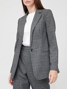 v-by-very-boyfriend-blazer-grey-check
