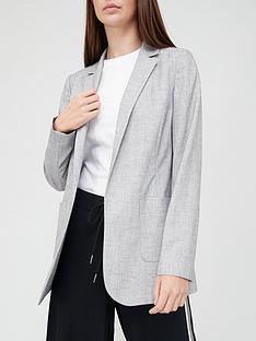 v-by-very-pocket-edge-to-edge-jacket-grey