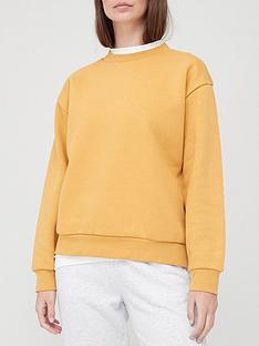 v-by-very-the-essential-crew-neck-sweatnbsp--mustard