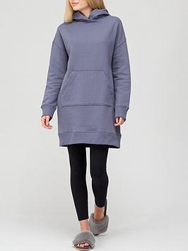 v-by-very-hoodie-sweat-dress-petrol-blue