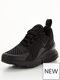 nike-air-maxnbspjunior-270-trainers-black