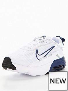nike-infants-air-max-2090-white-blue