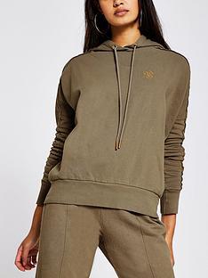 river-island-branded-hoodie-light-khaki