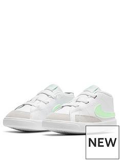 nike-babynbspblazer-mid-trainers-white