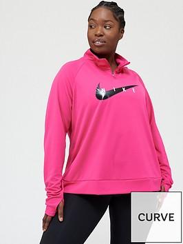 nike-running-half-zip-midlayer-swoosh-top-curve-pink
