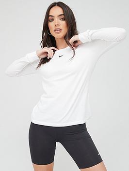 nike-nsw-essential-long-sleevenbsptop-white