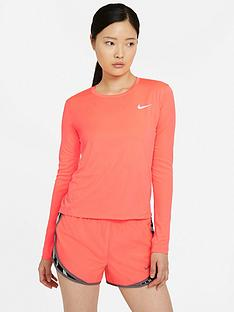 nike-running-long-sleevenbspmiler-top-mango