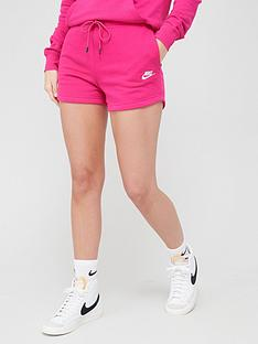 nike-nsw-essential-shorts-pink