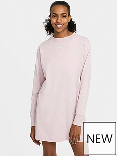 nike-nike-nsw-essential-ls-dress