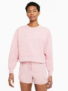 nike-training-get-fit-swoosh-sweat-top-pink