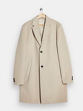 topman-classic-fit-coat-cream