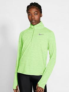 nike-running-long-sleevenbspzip-pacer-top-volt