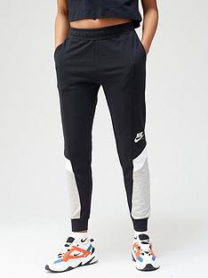nike-nswnbspheritage-jog-pant-blackgreynbsp
