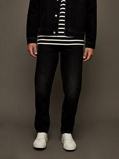 topman-straight-fit-jeans-washed-black