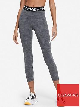 nike-pro-training-365-crop-leggings-grey