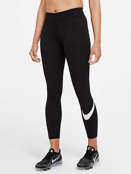 nike-nsw-essential-swoosh-leggings-black
