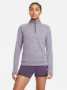 nike-running-long-sleevenbspzip-pacer-top-indigo