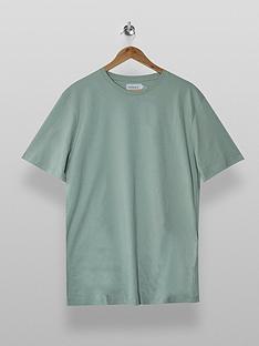 topman-classic-fit-t-shirt-greennbsp