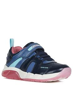 geox-girlsnbspspaxiale-strap-trainer-navy-pink