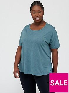 nike-yoga-layer-t-shirt-curve-green