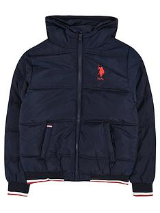 us-polo-assn-boys-padded-jacket-navy