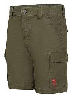 us-polo-assn-boys-cargo-shorts-khaki