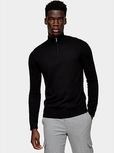 topman-turtle-neck-knitted-jumper
