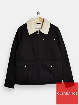 topman-shearling-collar-jacket-black