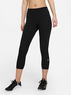 nike-the-one-crop-leggings-black