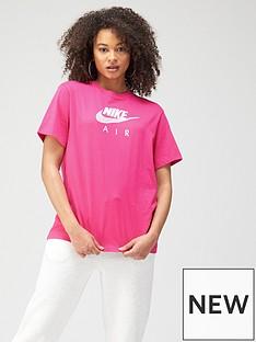 nike-nswnbspairnbspt-shirt-pinknbsp