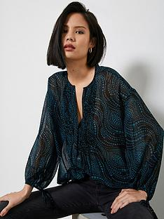 mint-velvet-lyra-star-print-boho-blouse