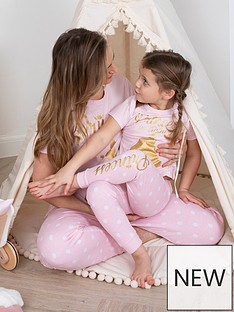 disney-princess-girls-disney-princess-mini-me-pyjamas-pink