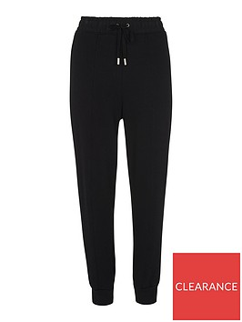 whistles-easy-jersey-jogger-black