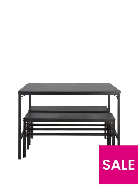 telford-table-and-2-bench-square-leg