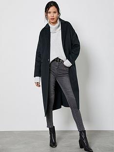 mint-velvet-mint-velvet-popper-detail-split-seam-coat