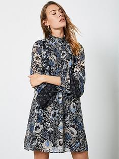 mint-velvet-mint-velvet-madeline-print-mixed-print-detail-mini-dress