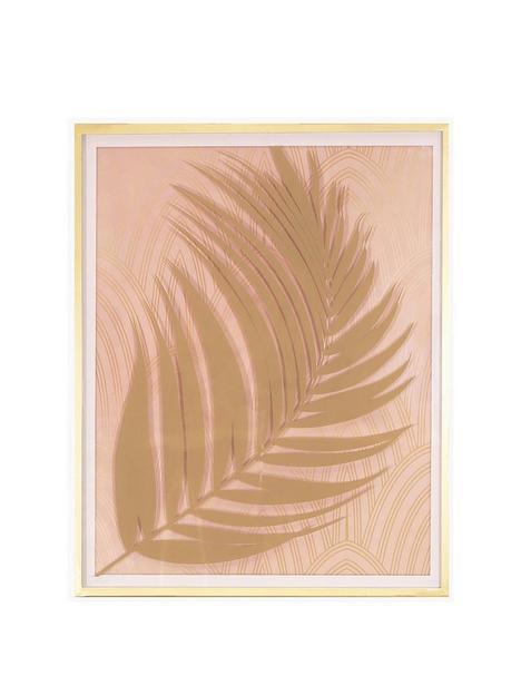 michelle-keegan-home-fern-leaf-framed-print