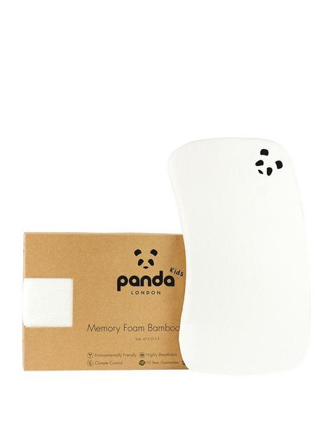 panda-london-toddler-luxury-memory-foam-bamboo-pillow