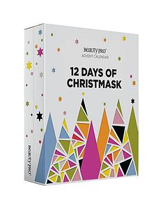 beauty-pro-12-days-of-christmask-face-mask-advent-calendar