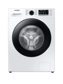 Samsung Series 5 Ww90Ta046Ae/Eu With Ecobubble 9Kg Washing Machine, 1400Rpm, A Rated - White