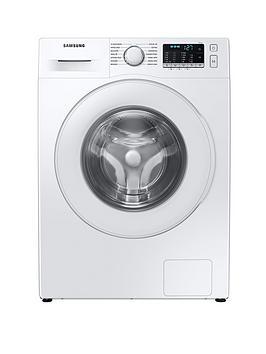 Samsung Series 5 Ww70Ta046Te/Eu With Ecobubble 7Kg Washing Machine, 1400Rpm, B Rated - White