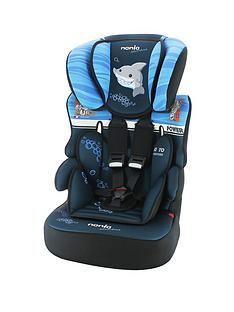 nania-beline-sp-adventure-shark-group-123-high-back-booster-car-seat